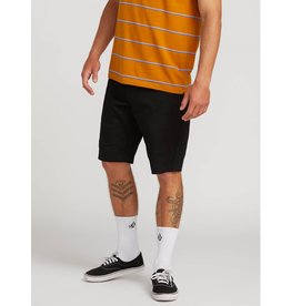 Volcom Frickin Modern Stretch Short - Black