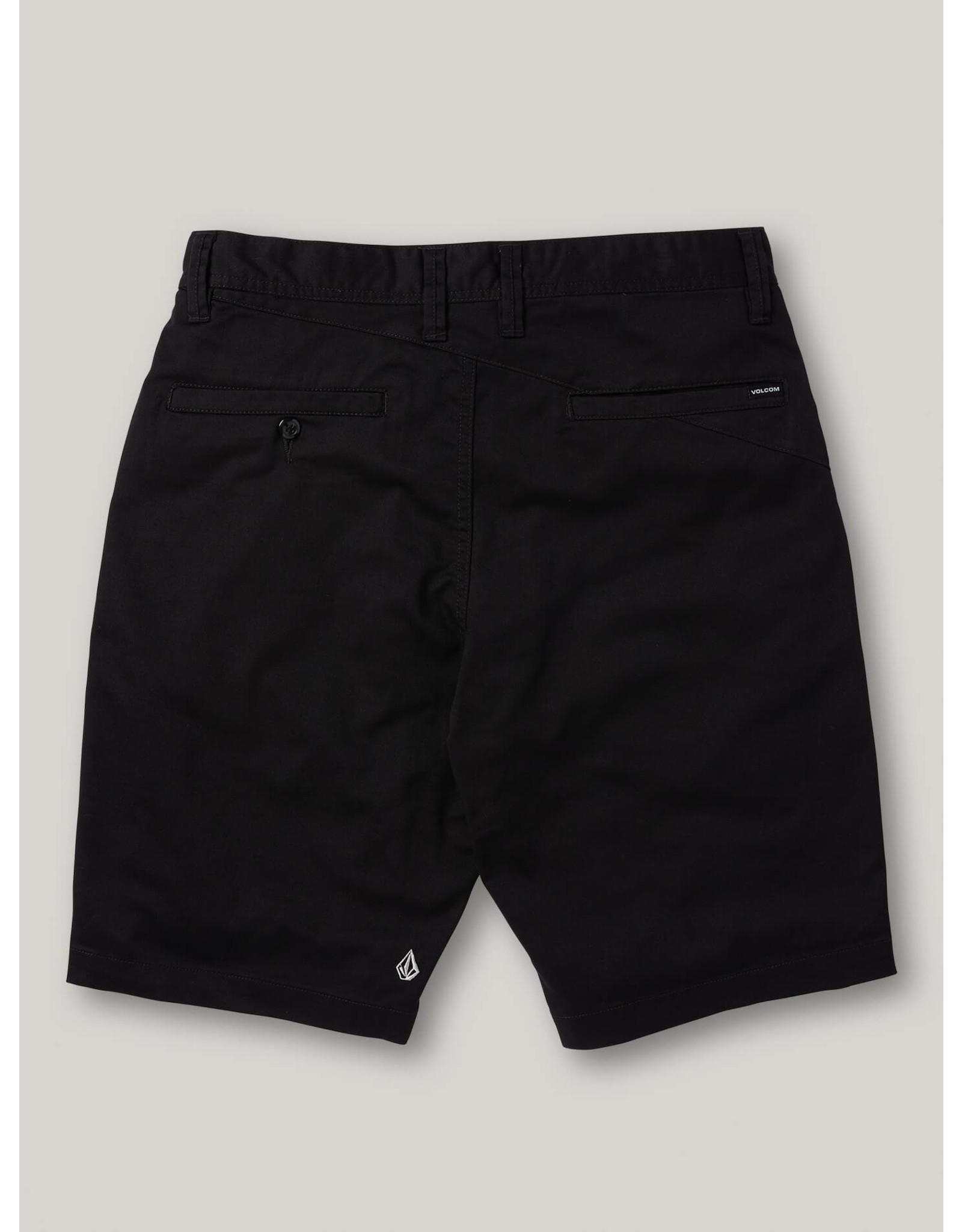 Volcom Frickin Modern Stretch Short - Black