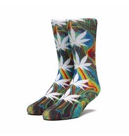 HUF Digital Plantlife Sock - Green