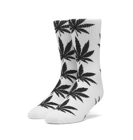HUF Essentials Plantlife Sock - White