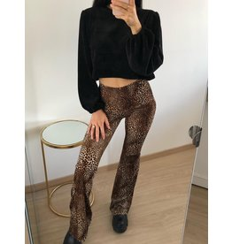 Eight Paris Mya Flair Pants Leo