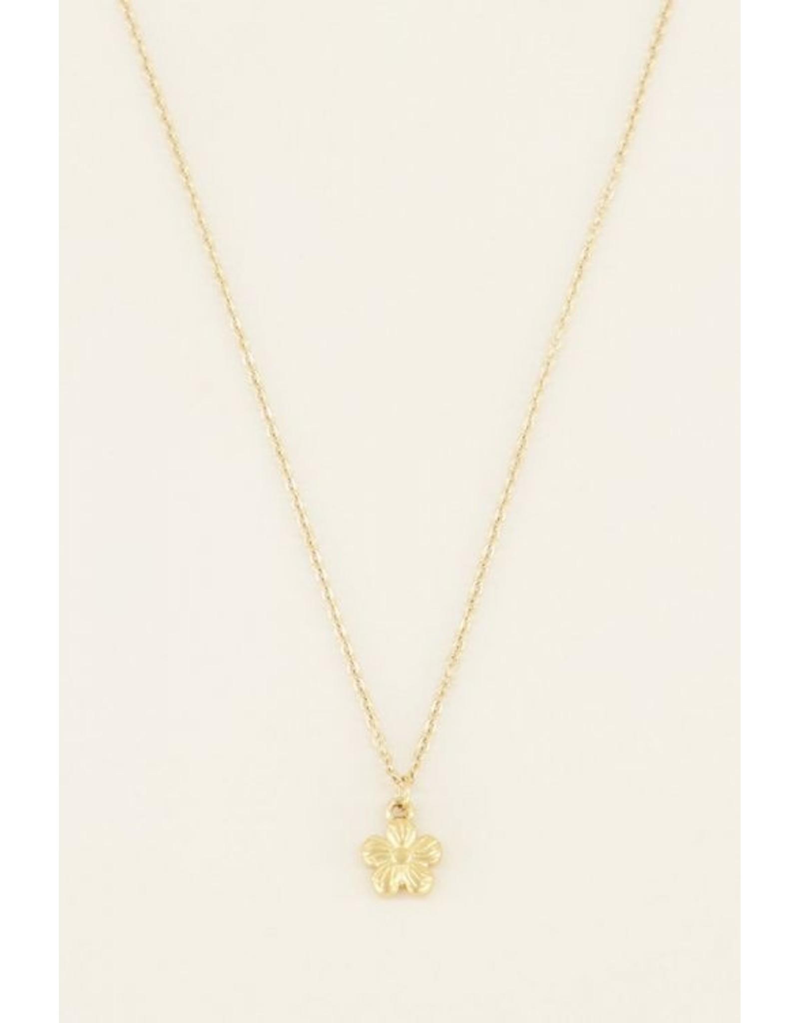 My Jewellery Ketting Violet goud  135097