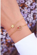 My Jewellery Armband Violet goud 135110