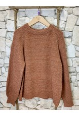 Kilky Sparkly Caramel Knit YP338