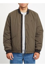 Volcom Lookster  Jacket - Lead