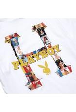HUF Playboy Classic H S/S Tee White