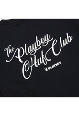 HUF Mr Playboy S/S tee Black HUF