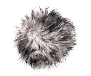 Stoel Hk Living : Hk living ijslandse schapenvacht stoel cover grijs nordic living