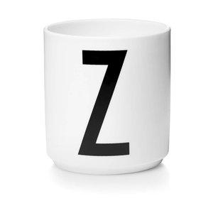 Design Letters Aj porseleinen mok - Z