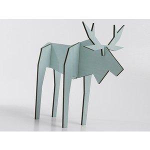 Atelier Pierre Nordic puzzel eland L eucalyptus