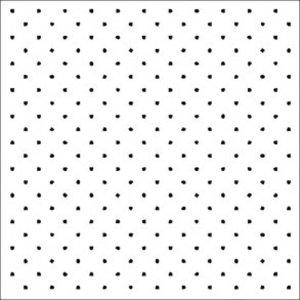 Tile Junkie Tegelsticker Small dots