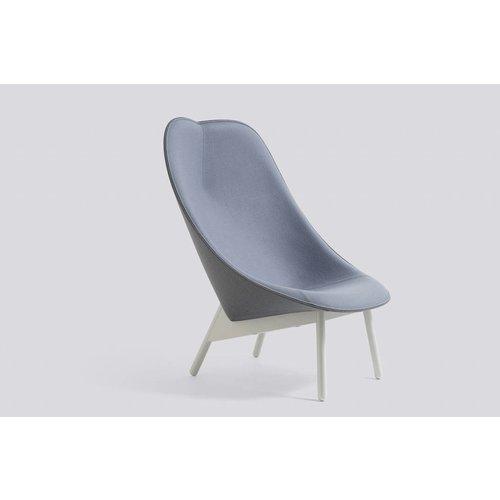 HAY TOONZAALMODEL - Uchiwa Lounge chair