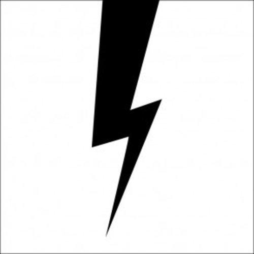 Tile Junkie Tegelsticker Lightning