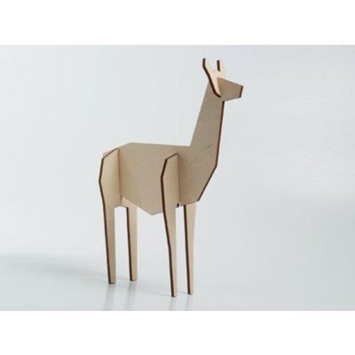 Atelier Pierre Nordic puzzel lama L