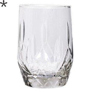 Bloomingville Drink glas lijnen