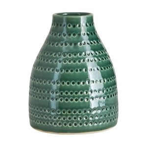 House Doctor Vaas, Cirkels, Emerald groen
