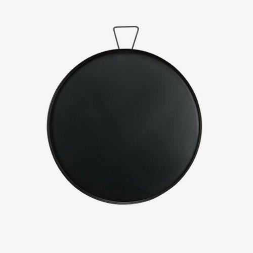 VTwonen Memobord magnetisch rond zwart