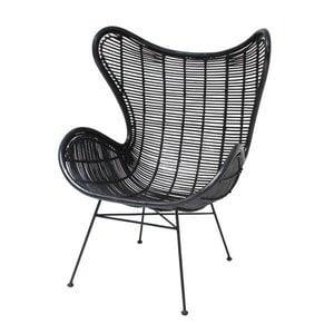 HK Living Rotan egg chair