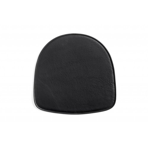 HAY HAY AAC seat pad for arm chair / zwart leder