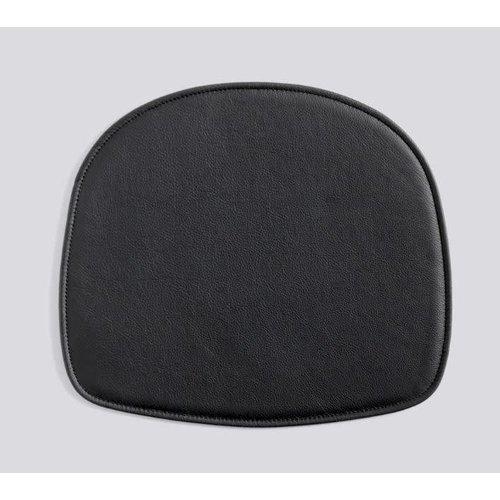 HAY HAY AAS seat pad / zwart leder