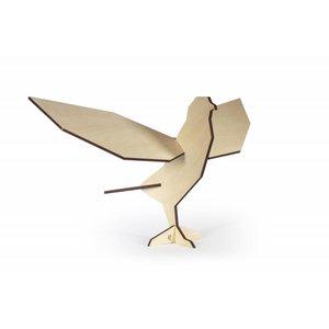 Atelier Pierre Nordic puzzel vogel S