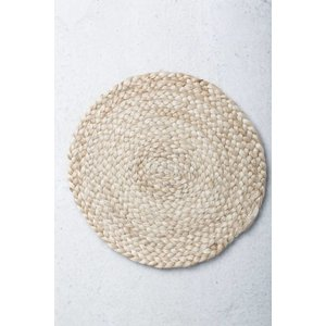 Urban Nature Culture Urban Nature Culture, Placemat, jute, Ø30 cm, 102626