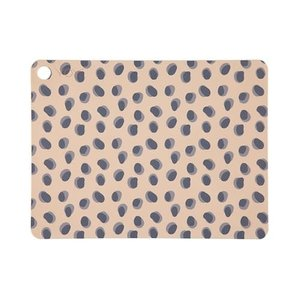 OYOY OYOY Placemat Leopard Dots