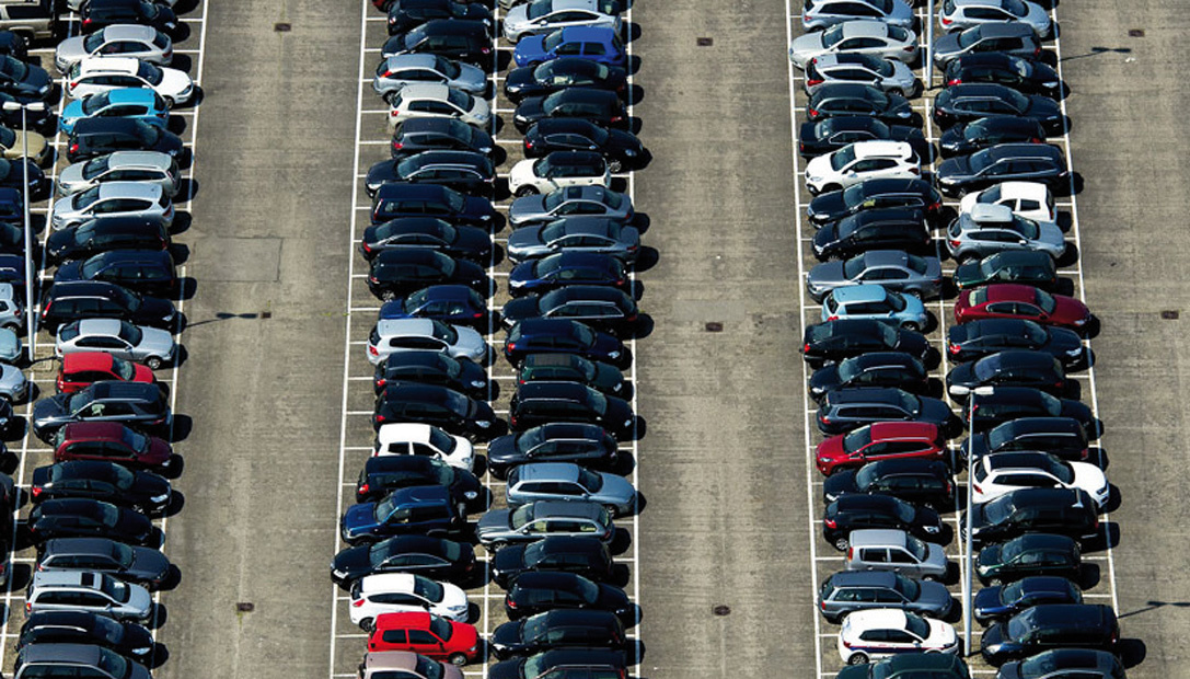 Parkeren en beleving? Hoe te verbeteren met groen?