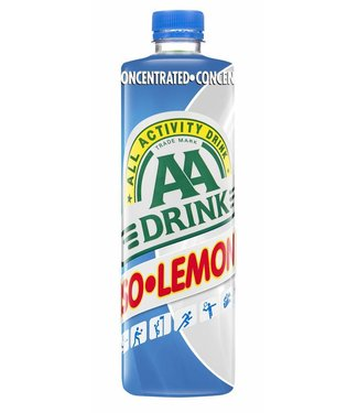 AA Drink Iso Lemon Concentraat 6x0,75ltr