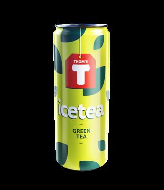 Thom's T Green Tea 12x0,25L