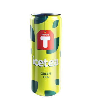Thom's T Green Tea 12x0,25ltr