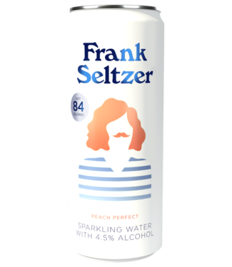 Frank Seltzer Peach Perfect 12x0,33ltr