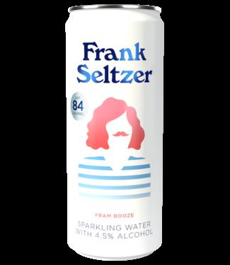 Frank Seltzer Fram Booze 12x0,33ltr