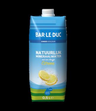 Bar-le-Duc Mineraalwater + Citroen pak  12x0,5ltr
