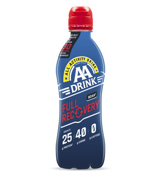 AA Drink Full Recovery 12x0,5ltr