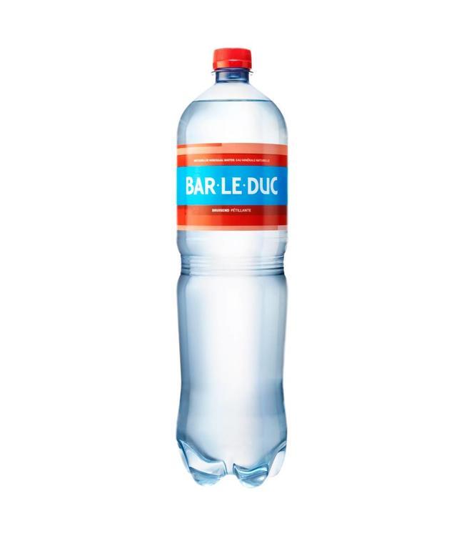Bar-le-Duc Mineraalwater Bruisend  4x1,5L