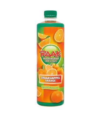 Raak Sirop Orange  6x0,75L