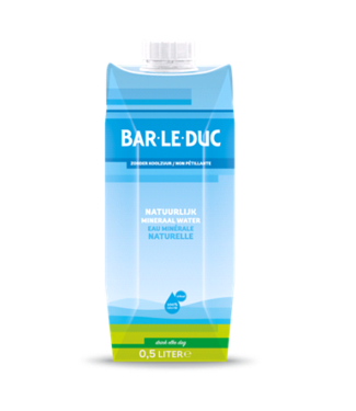 Bar-le-Duc Mineraalwater Plat Pak 12x0,5L