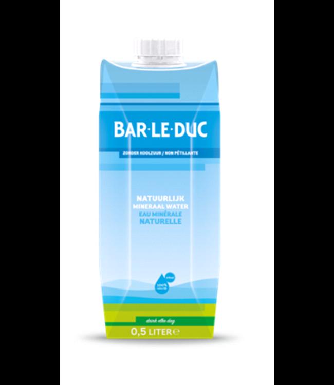 Bar-le-Duc Mineraalwater Plat Tetrapak 12x0,5L