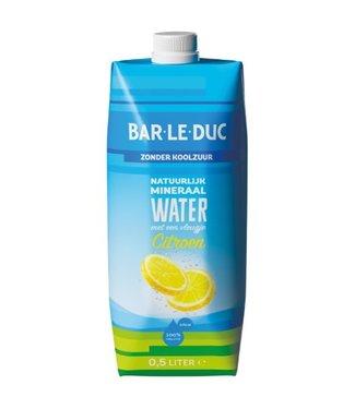 Bar-le-Duc Mineraalwater+ Citroen Pak  12x0,5L