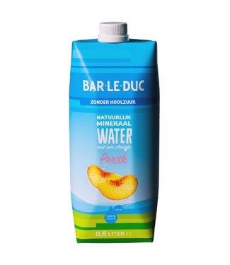 Bar-le-Duc Mineraalwater+ Perzik Pak  12x0,5L