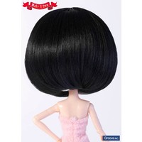 Wig Selection Bob (Black and Grey wide Mesh)