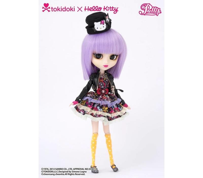 Pullip Violetta Tokidoki x Hello Kitty