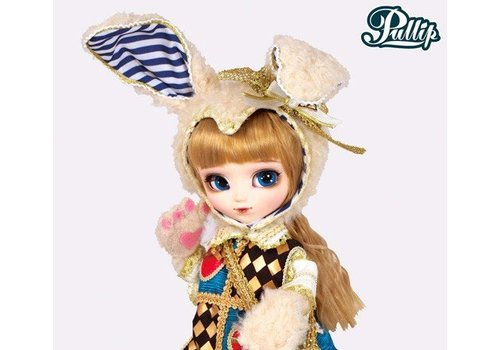 Groove Pullip Classical White Rabbit