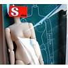 Obitsu Obitsu Body 27cm SBH-S White Skin