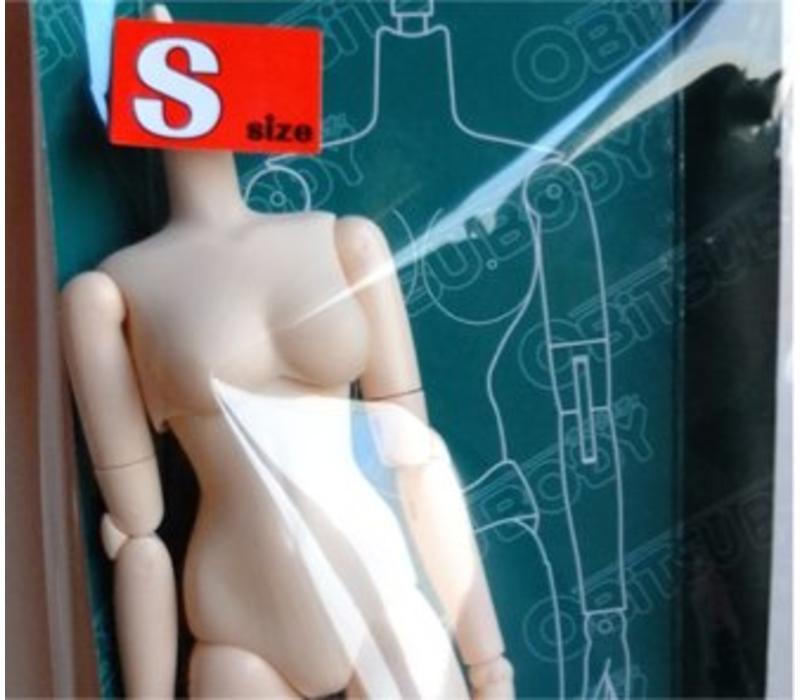 Obitsu Body 27cm SBH-S White Skin