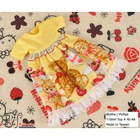 Dress Yellow Bear