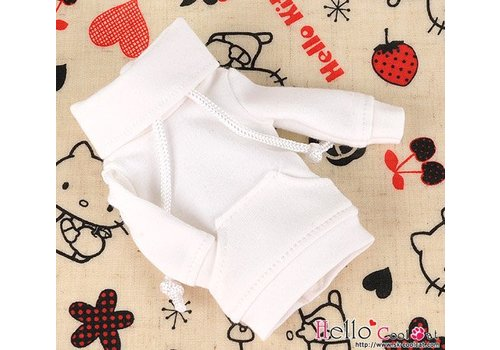 Coolcat Pocket Top White