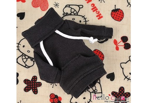 Coolcat Pocket Top Black