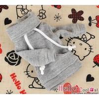 Pocket Top Pale grey